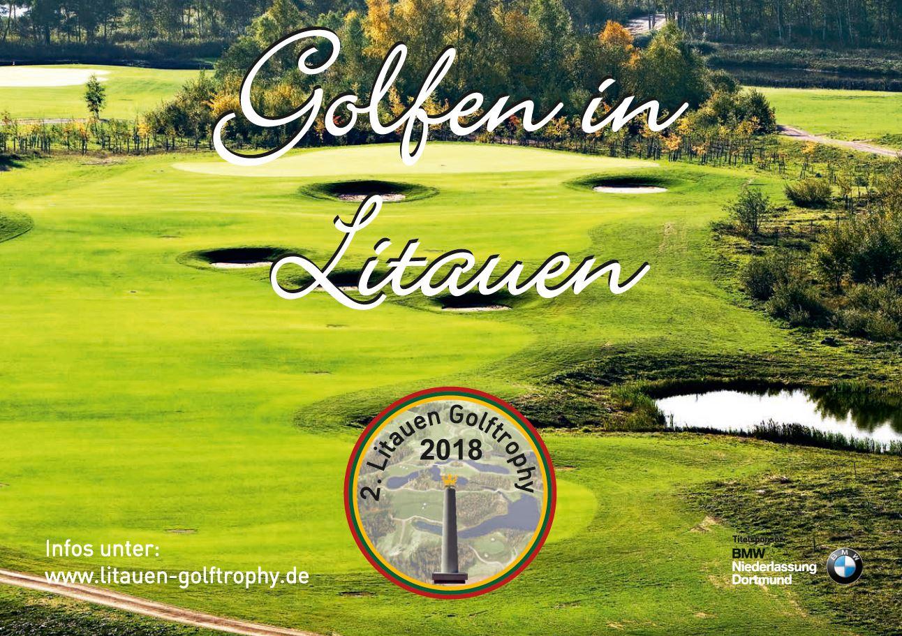 golfen in Litauen